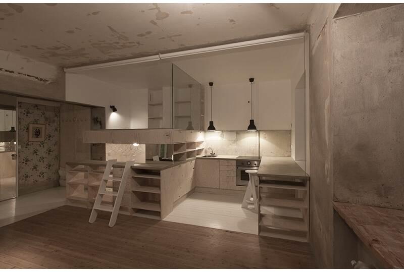 Appartamento 35 mq con mobili ikea architetto al mq nca for Ikea 35 mq