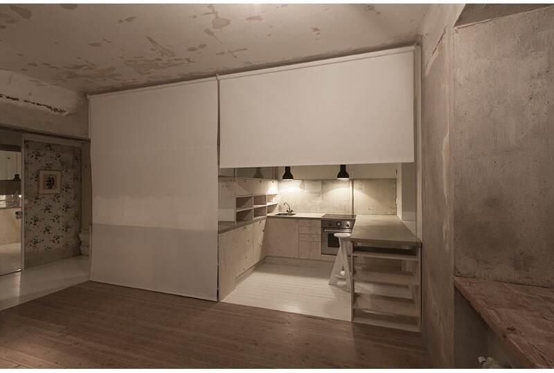 Appartamento 35 mq con mobili ikea architetto al mq nca - Complementi arredo ikea ...