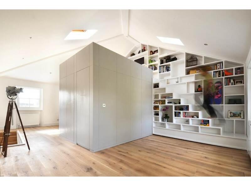 Allargare un appartamento di 40 mq architetto al mq nca for Case piccole con soppalco